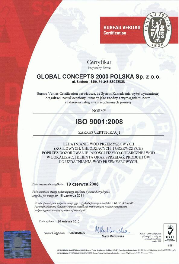 1pl Certyfikaty jakości
