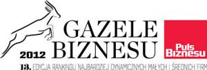 gazele2012 300x102 Referencje i Wyróżnienia