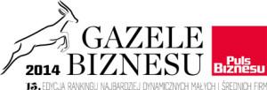 gazele2014 300x102 Referencje i Wyróżnienia