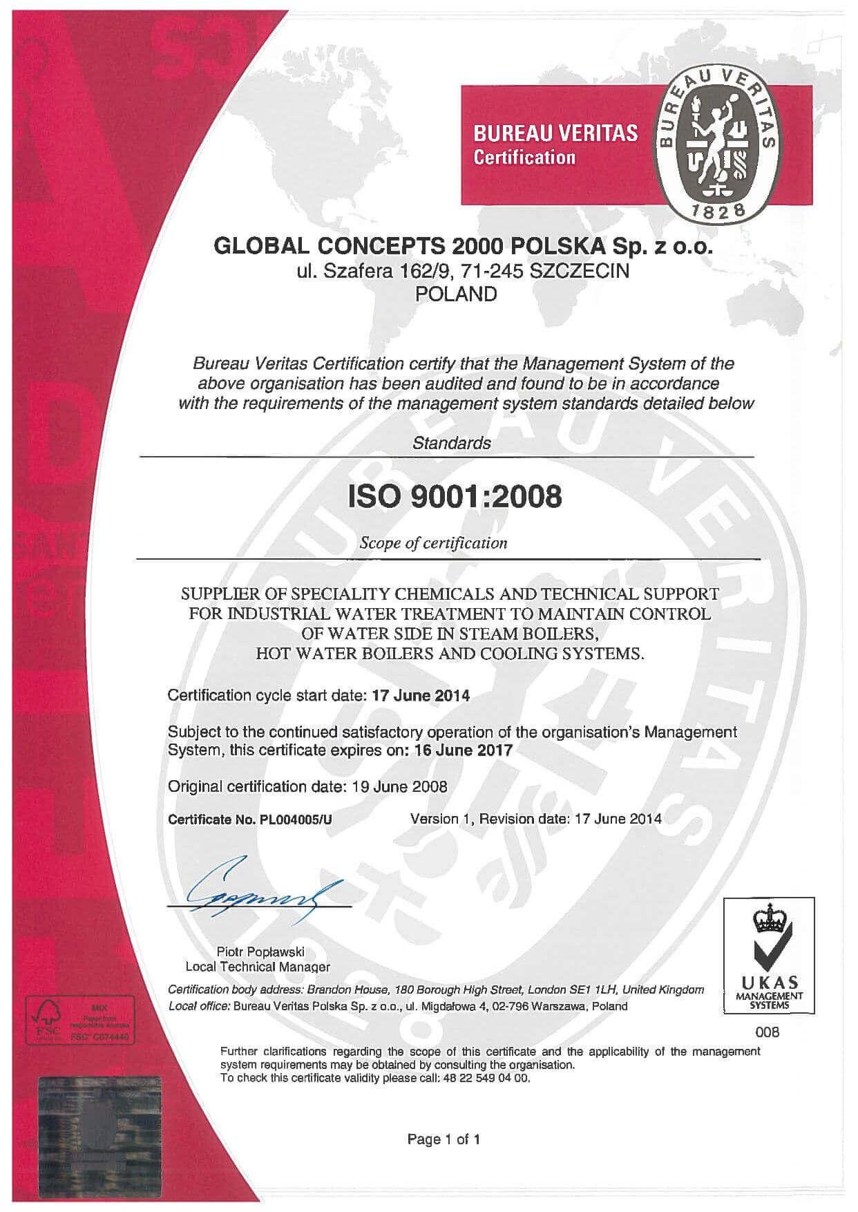 global page 002 Certyfikaty jakości