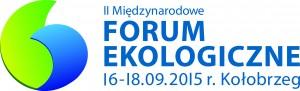 forum ekologiczne logo 2015 300x91 MIĘDZYNARODOWE FORUM EKOLOGICZNE 16 18.09.2015 r. Kołobrzeg